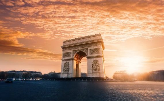 Visite guidée de l'arc de triomphe de Paris