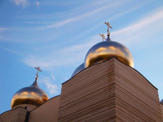 Visite guidée insolite de la cathédrale orthodoxe de Paris