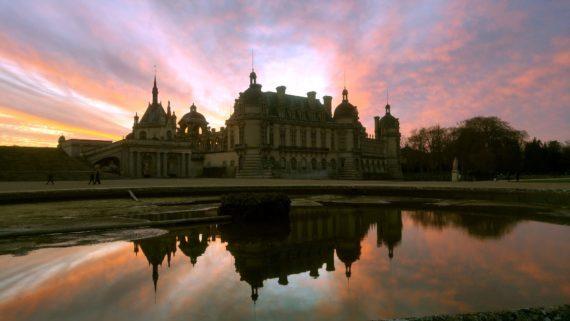 Visite guidée du château de Chantilly proche de Paris