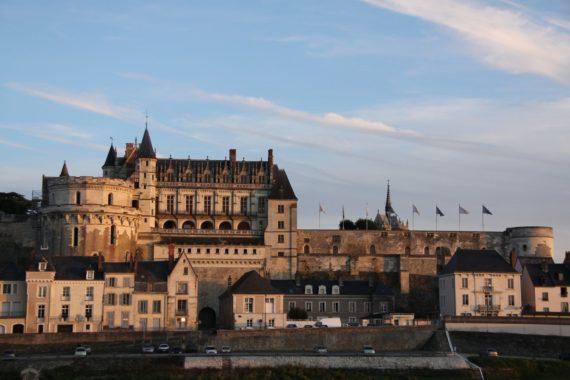 Visite guidée du château d'Amboise, demeure royale de la renaissance temoin du génie de Léonard de Vinci