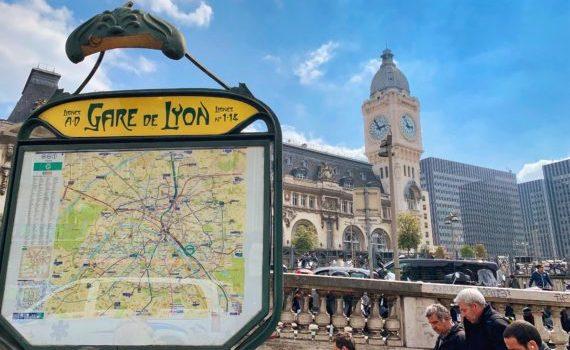 Visite guidée du moment à Paris, découvrez la gare de Lyon de Paris