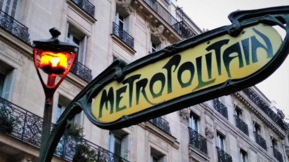 Visite guidée insolite du métro de Paris