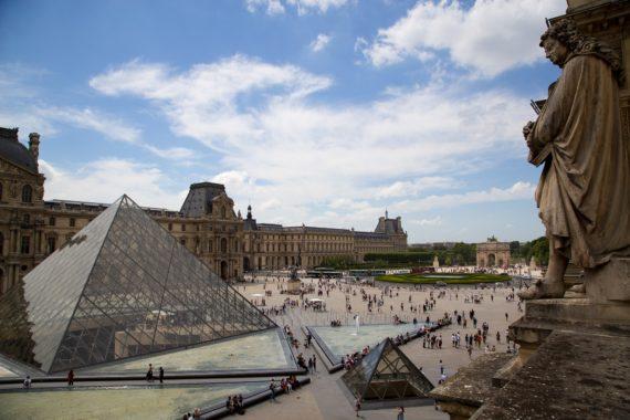 Chasse aux trésors au musée du Louvre à paris en famille et avec des enfants
