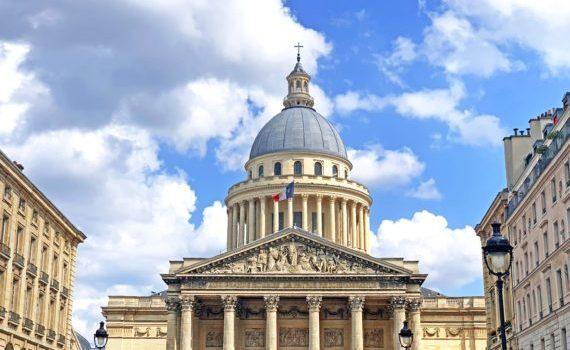 Visite guidée du Panthéon de Paris