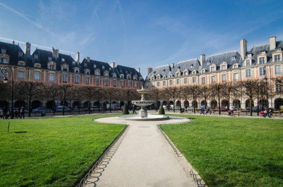 Visite guidée du Marais à Paris, un quartier très insolite
