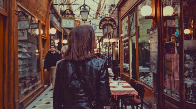 Visite guidée passages couverts de Paris : le passage des Panoramas