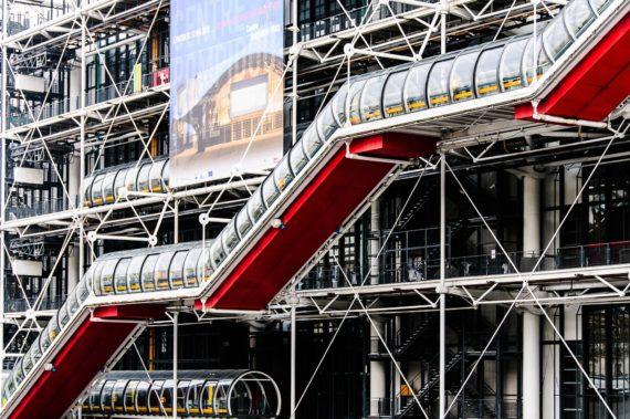 Visite guidée ludique du musée Pompidou à Paris adaptée aux enfants