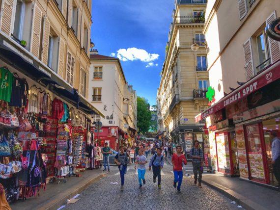 Visite guidée de Paris pour les enfants