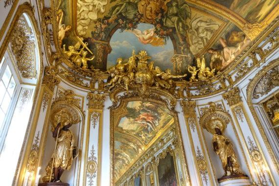 Visite guidée de la galerie dorée de la Banque de France (c)Guilhem Vellut