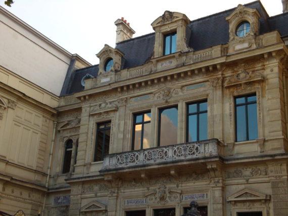 Visite guidée de l'hôtel de la Païva à Paris